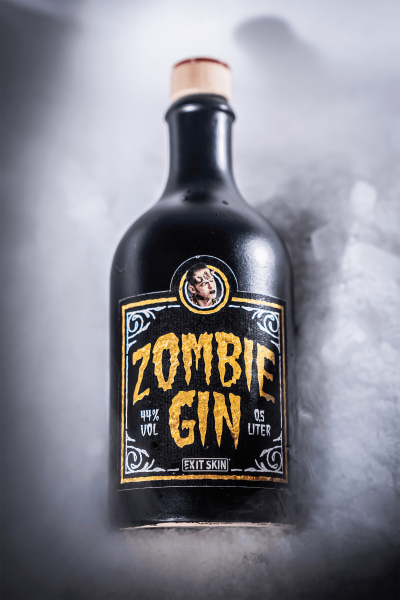 EXIT SKIN Zombie Gin