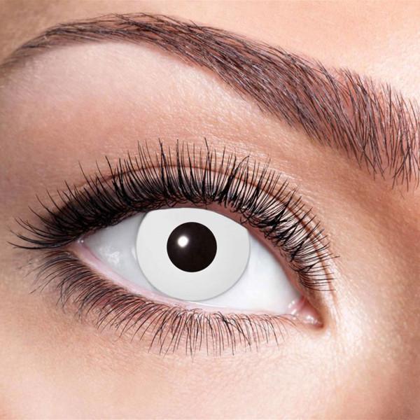 Kontaktlinsen WHITE ZOMBIE
