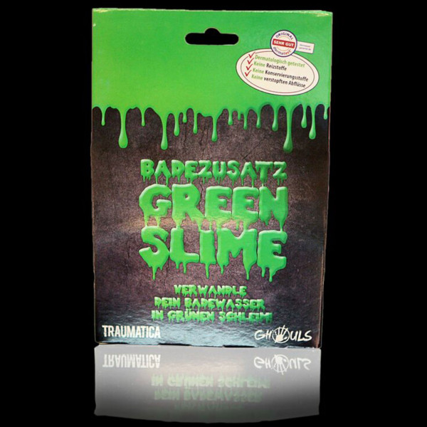 Badezusatz GREEN SLIME