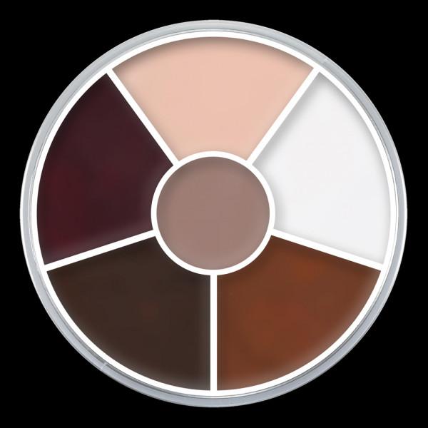 "Kryolan Cream Color Circle ""OLD AGE"""