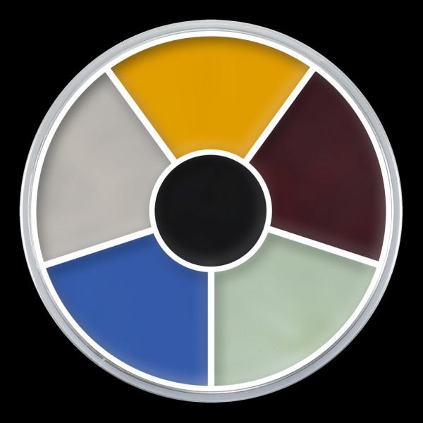"Kryolan Cream Color Circle ""MONSTER"""
